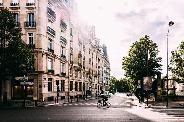 france - TOP 10 krajów najbardziej przyjaznych rowerzystom