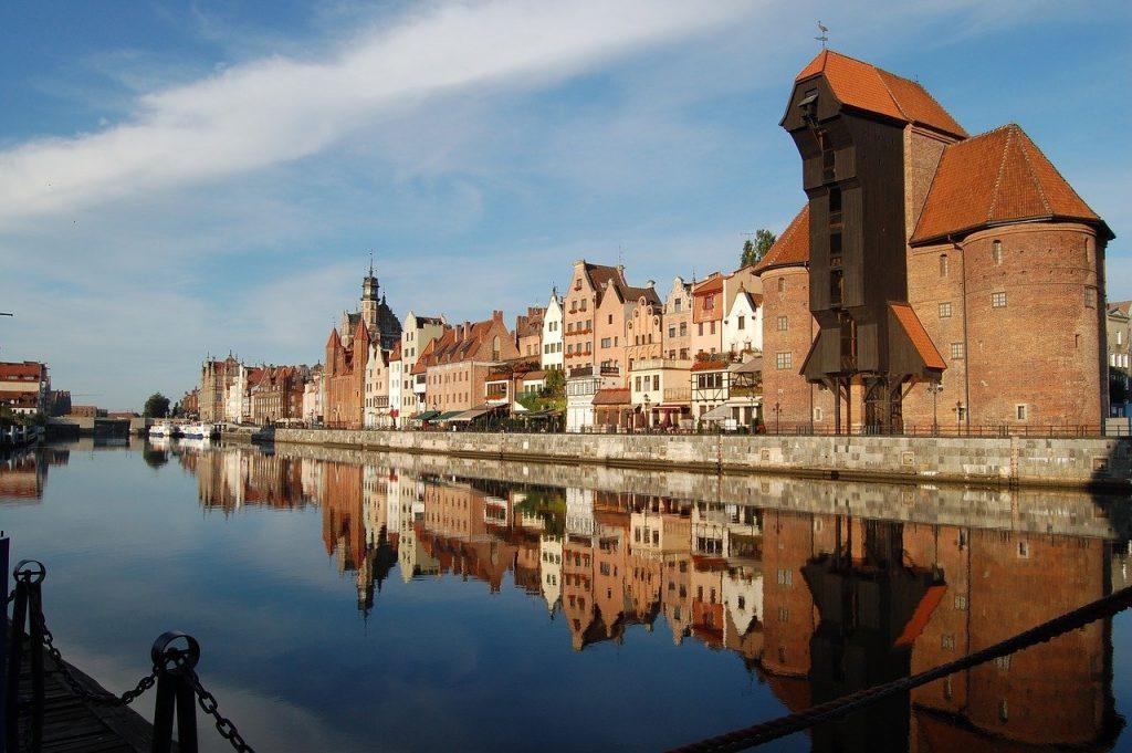 gdansk 3625496 1280 1024x681 - Żuraw w Gdańsku - zwiedzanie, ciekawostki. Czego o nim nie wiecie?