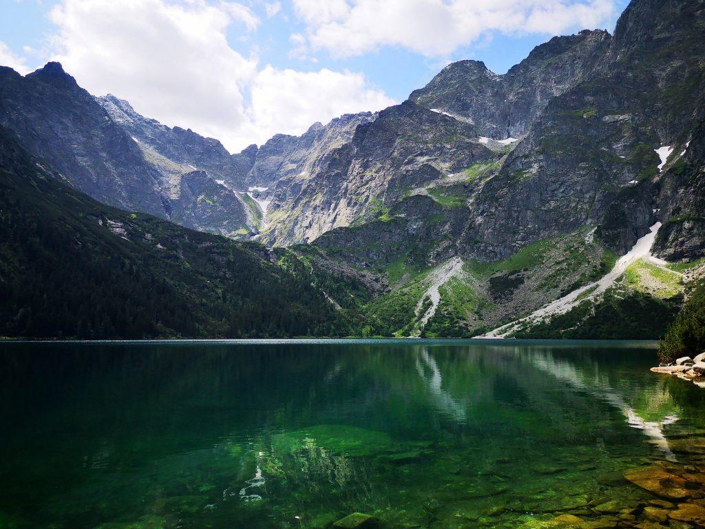 mountains 4359879 1920 1024x768 - Tatry z dzieckiem w wózku - najpiękniejsze szlaki