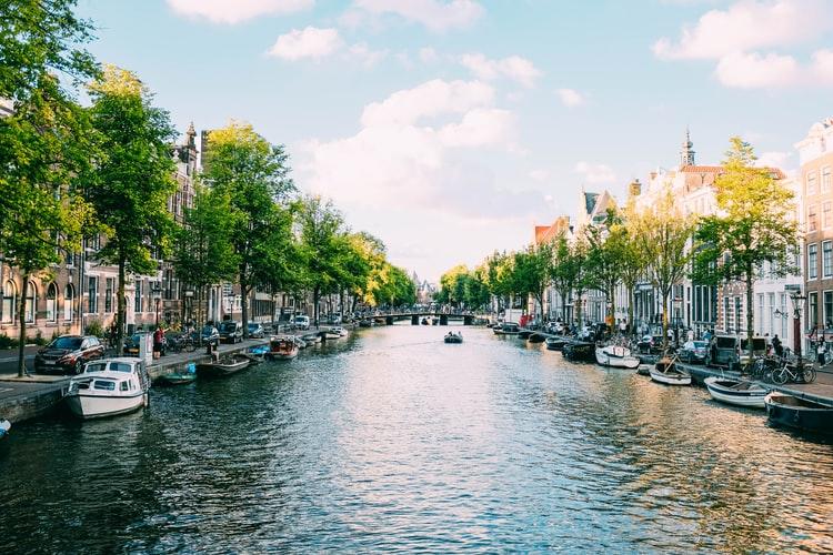 netherlands - TOP 10 krajów najbardziej przyjaznych rowerzystom