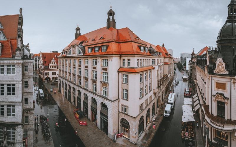 niemcy - TOP 10 krajów najbardziej przyjaznych rowerzystom