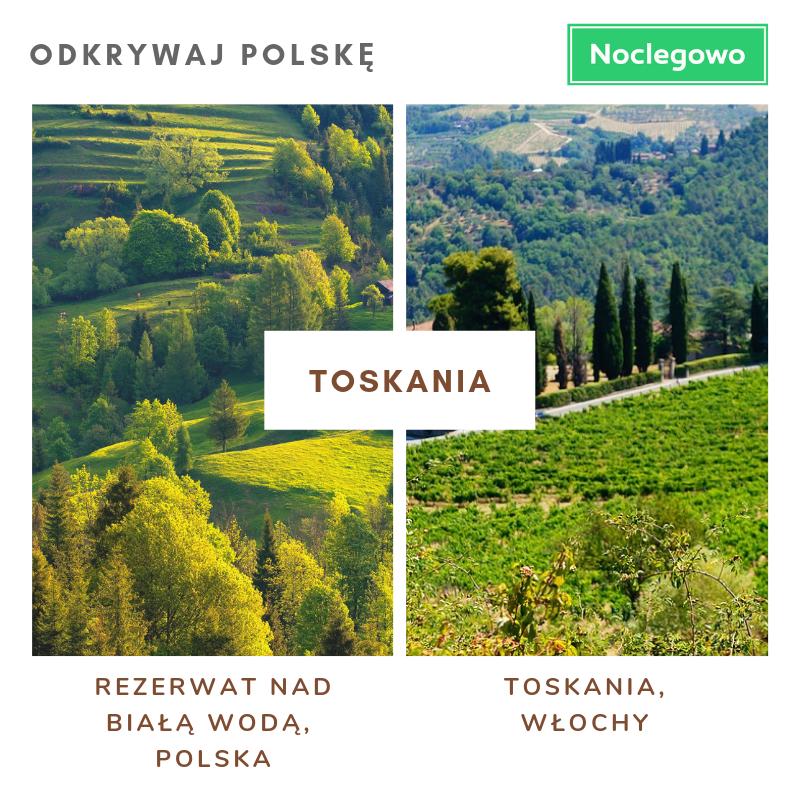 odkrywaj polskę - Olśniewające miejsca w Polsce, które wyglądają jak zagraniczne.