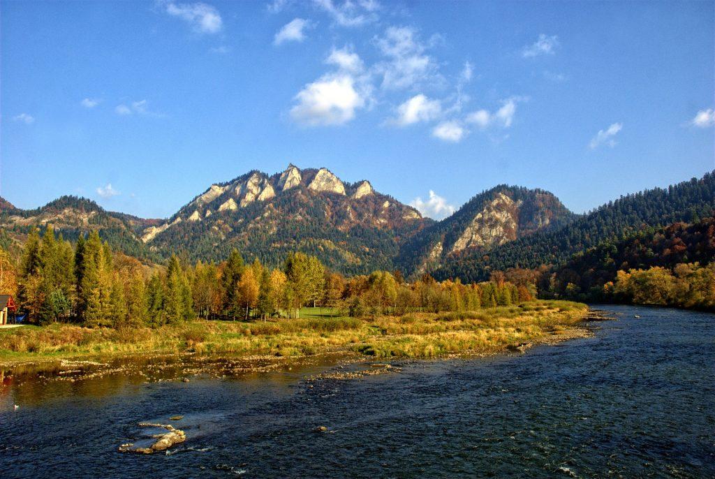 pieniny 1012233 1920 1024x686 - Spływ kajakowy - najlepsze rzeki w Polsce
