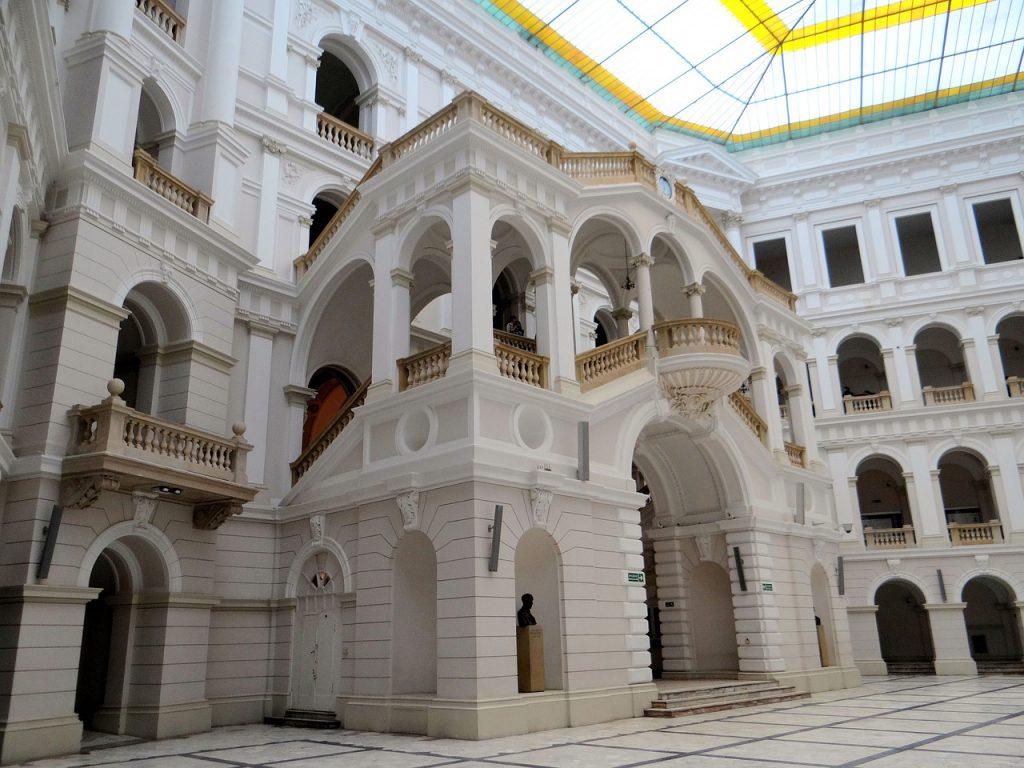 polytechnic institute 2898492 1280 1024x768 - Najpiękniejsze miejsca w Warszawie - Gmach Główny Politechniki Warszawskiej