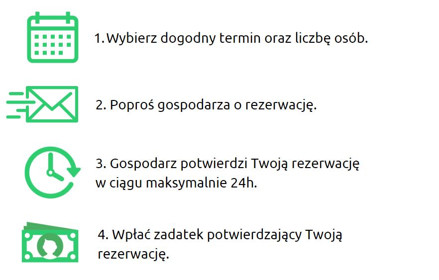 rezerwacja2 - Jak zarezerwować nocleg na Noclegowo?