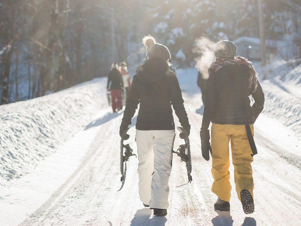 snow 1209835 1280 1024x769 - Ferie 2021 - ile trwają, czemu w jednym terminie i jak bezpiecznie je spędzić?