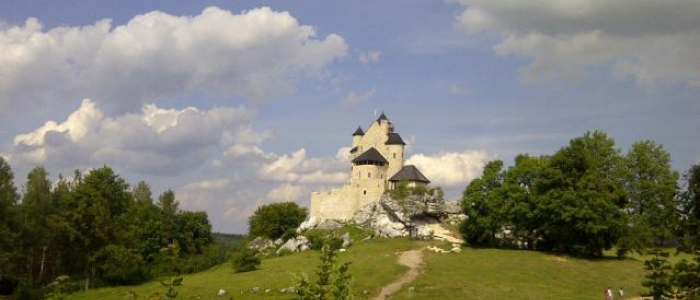 szlakiem orlich gniaz - 10 najpiękniejszych tras rowerowych w Polsce