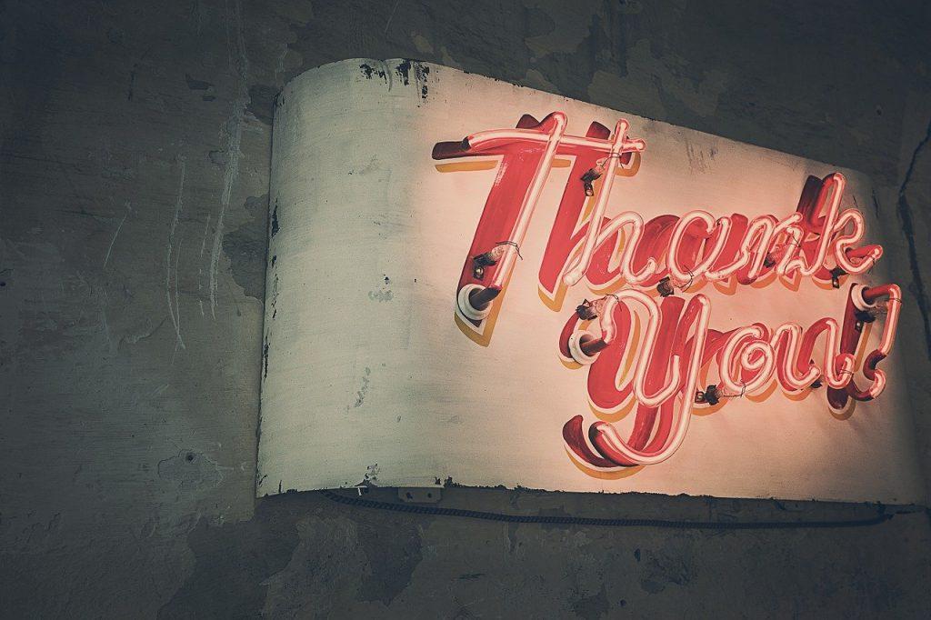 thank you 362164 1280 1024x682 - Muzea, które warto zobaczyć. TOP 3 nowoczesne propozycje