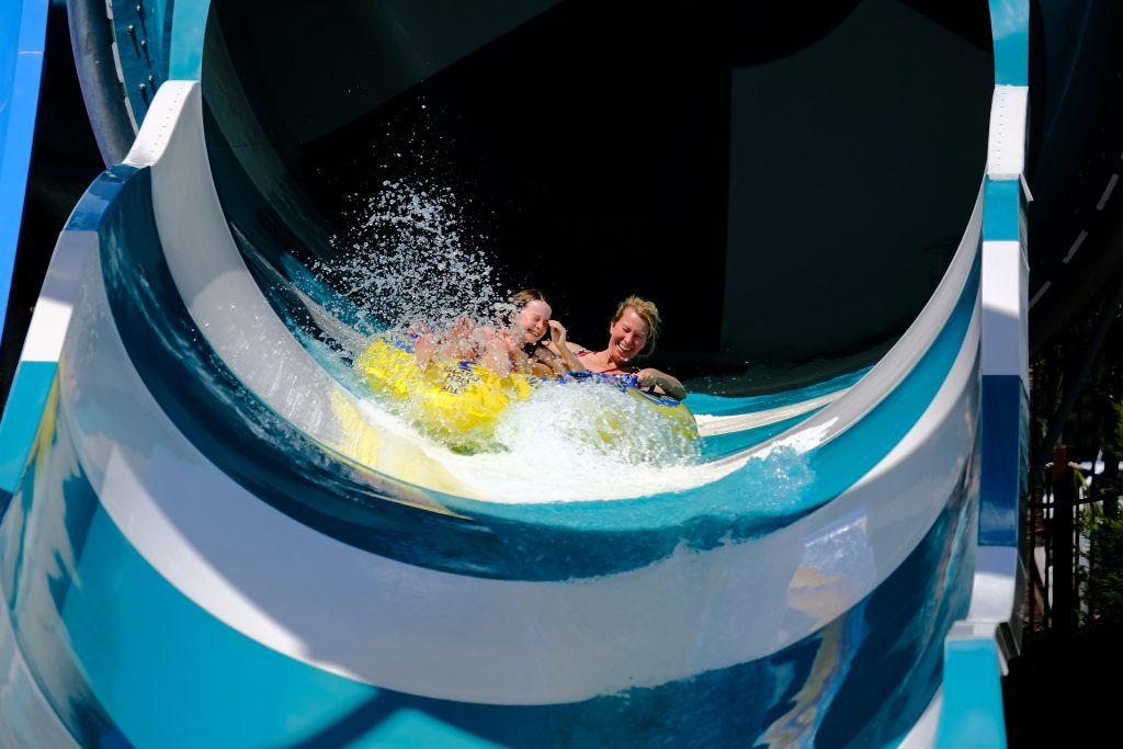 waterpark 4350051 1920 1024x683 - Na co wykorzystać bon turystyczny? Podpowiadamy, co zwiedzać na Pomorzu z dzieckiem