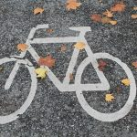 znak 150x150 - Jazda rowerem zimą - czyli jak się przygotować?