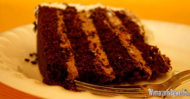 ciasto na Sylwestra