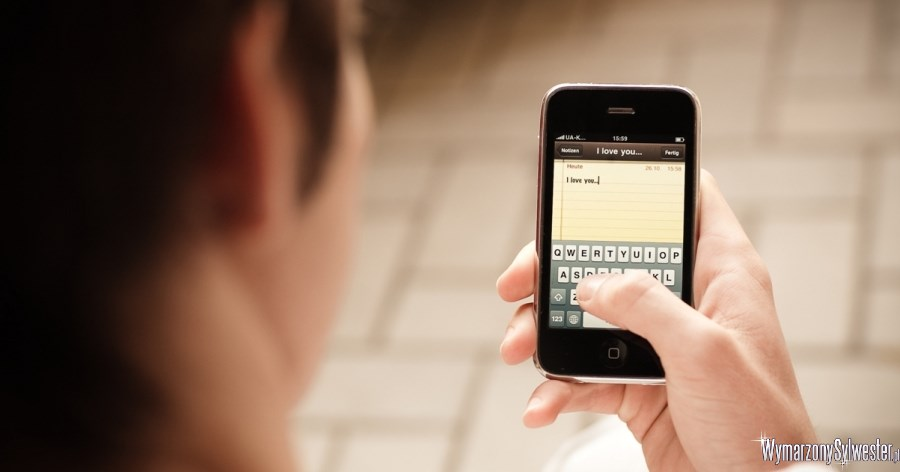 SMS na Nowy Rok