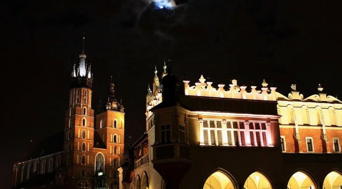 Skromny Sylwester miejski 2012 w Krakowie
