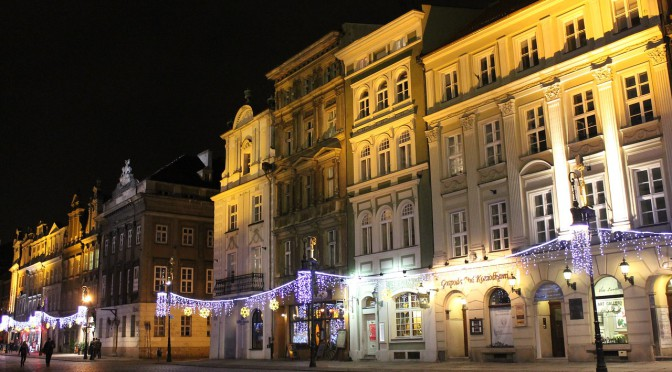 Sylwester miejski w Poznaniu 2012: Wilki i Fun Factory