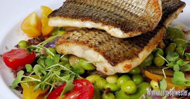 Sylwestrowa potrawa z rybą