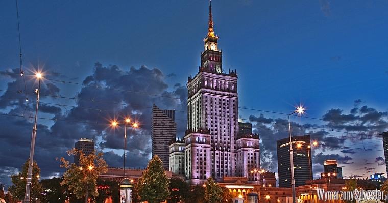Sylwester w Warszawie 2013 - WymarzonySylwester.pl