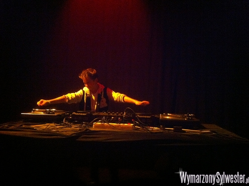 DJ na sylwestra - WymarzonySylwester.pl