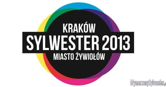 Sylwester na rynku w Krakowie 2013 - MIasto Żywiołów