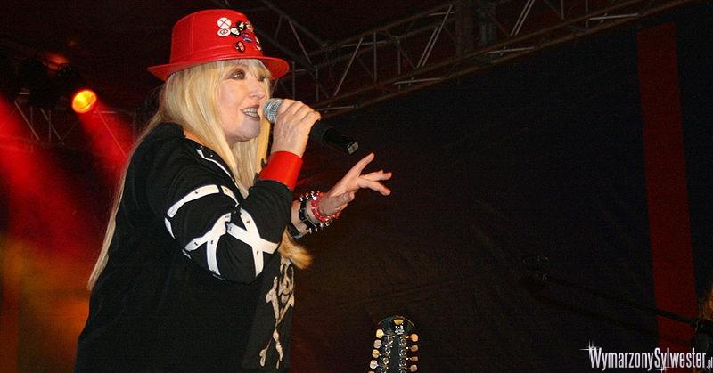 Maryla Rodowicz na koncercie sylwestrowym - WymarzonySylwester.pl