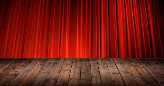 Sylwester w teatrze -