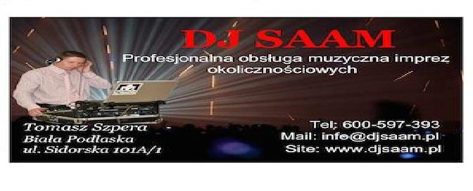 BANNER DJ SAAM