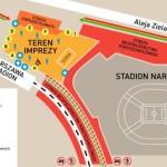 Sylwester miejski pod stadionem – Sylwester Narodowy!