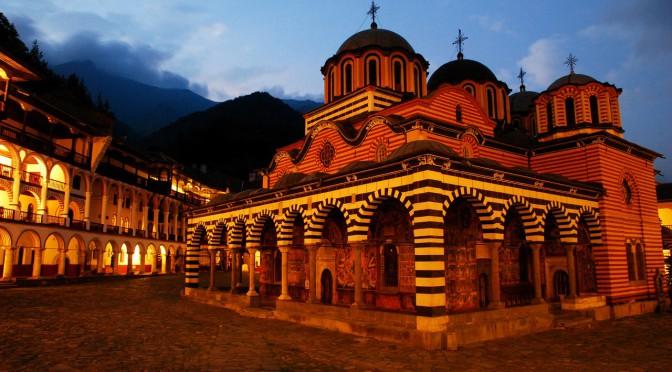 Zwyczaje noworoczne w Bułgarii