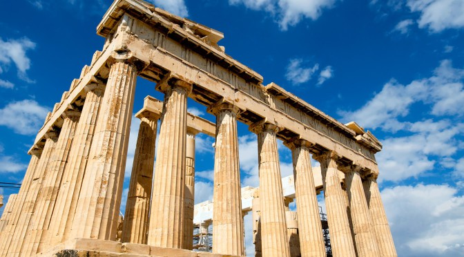 Zwyczaje noworoczne w Grecji