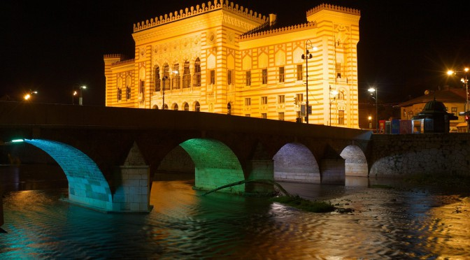 Zwyczaje sylwestrowe w Bośni i Hercegowinie