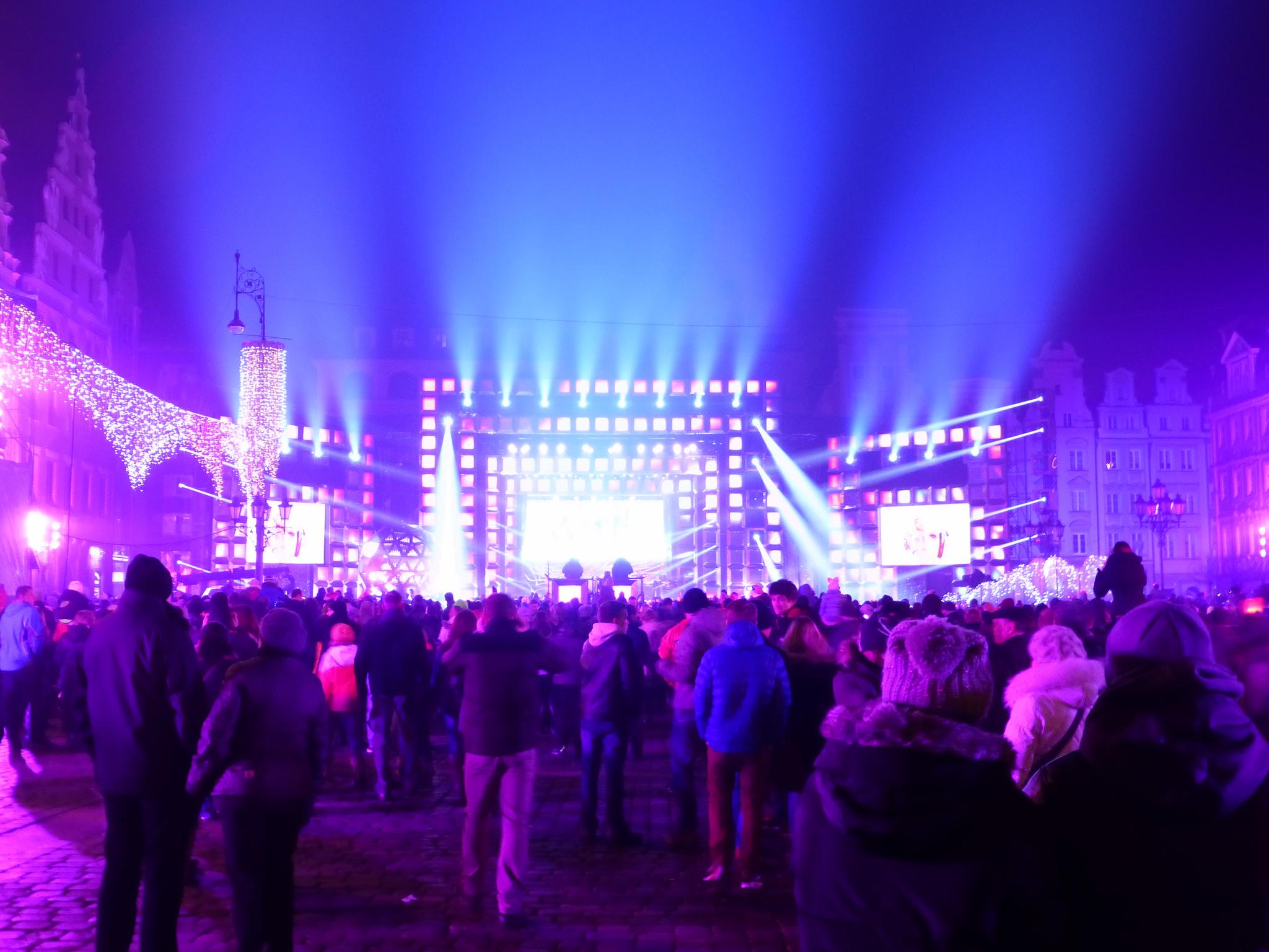 Sylwester 2016/2017: Wrocławski Rynek zamieni się w klub muzyczny?