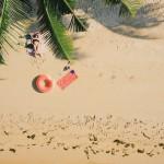 Sylwester na plaży – egzotyczne szaleństwo sylwestrowe