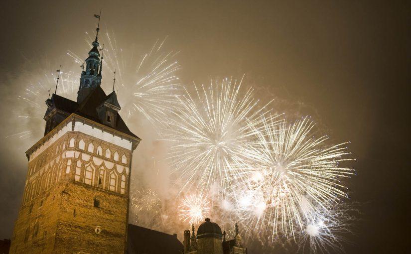 Sylwester miejski 2018/2019 w Gdańsku bez fajerwerków