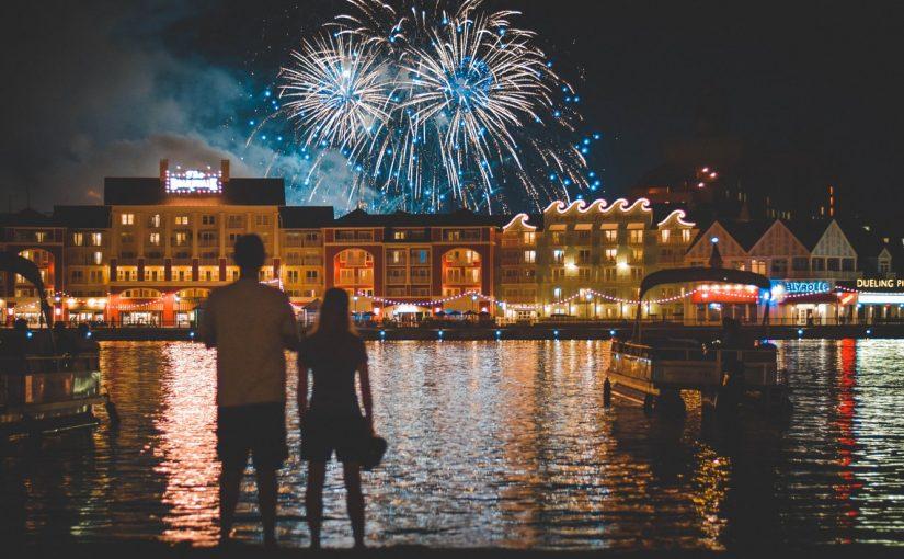 Jak zrobić fantastyczne zdjęcia w Sylwestra, czyli fotografowanie fajerwerków.