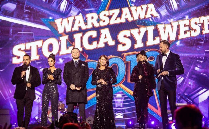Na sylwestrze miejskim TVN w Warszawie wystąpi Górniak i Kombii